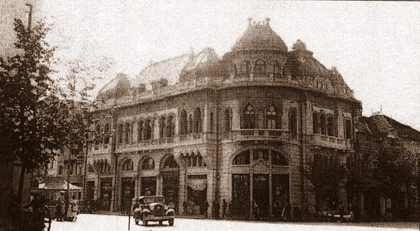 Blocul Socolescu - 1936