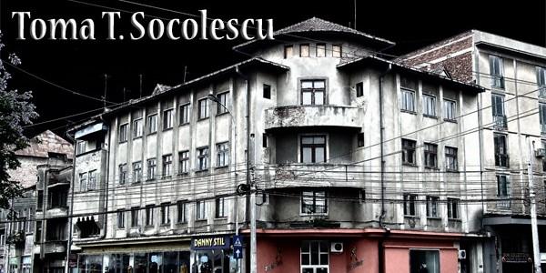 Blocul Socolescu
