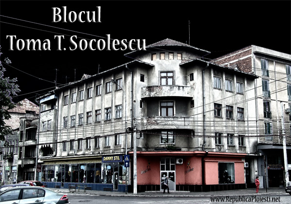 Blocul Socolescu - Intro