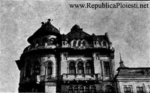 Blocul Socolescu - vedere din strada Gh Lazar