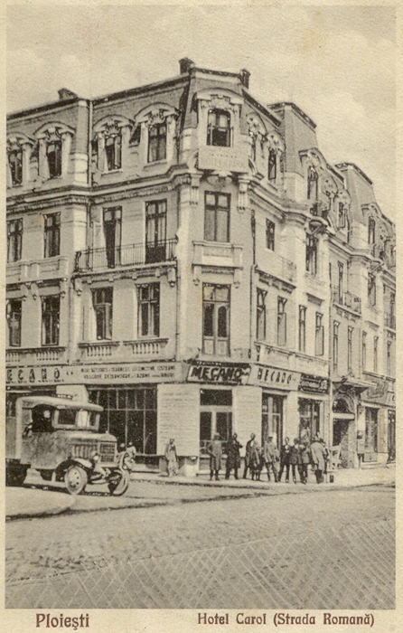 Calea Romana - 1925