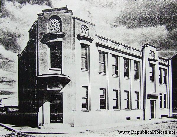 Palatul Telefoanelor - 1934