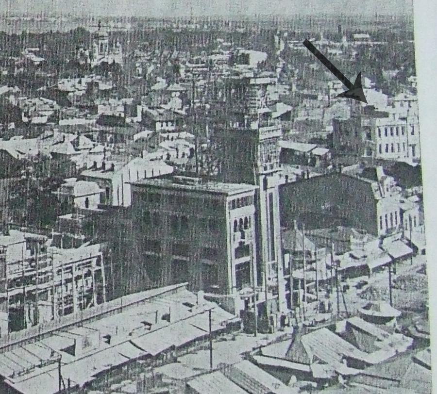 Palatul Telefoanelor finalizat si Halele in constructie