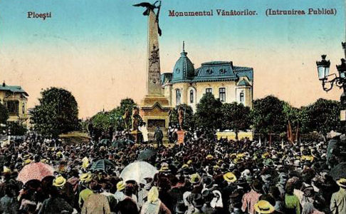 Monumentul Vanatorilor