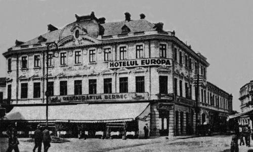 Hotel Europa - 1