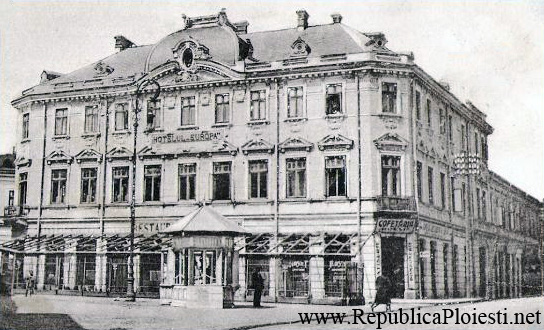Hotel Europa - 1923