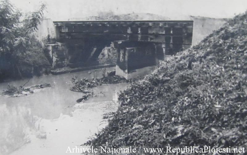 Dambu - La podul fabrice Dorobantu 1942