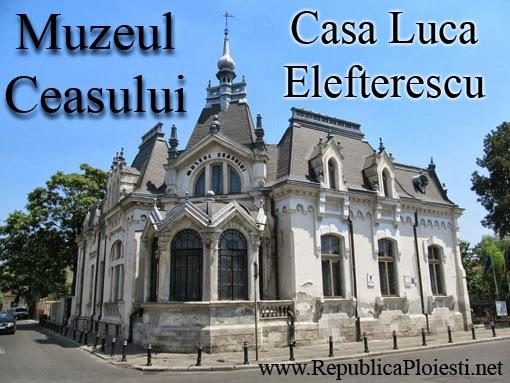 Casa Luca Elefterescu – Muzeul Ceasului