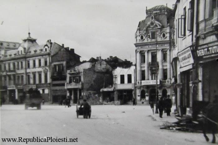 70 de ani de la primul bombardament din 1944
