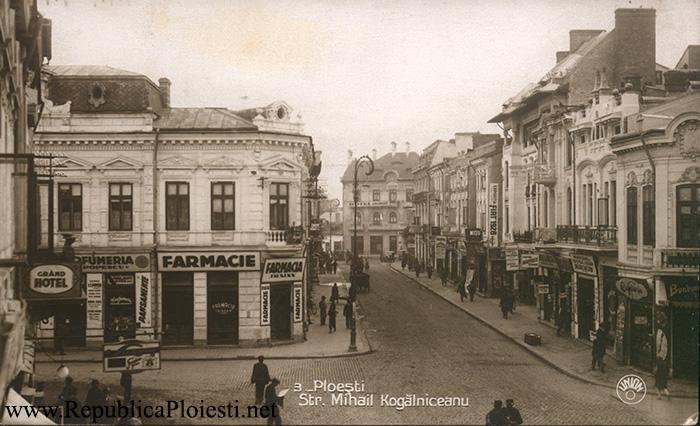 Ploiesti p10 Str Mihail Kogalniceanu