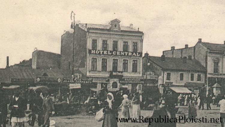 Ploiesti 06 Piata Legumelor ante 1905 Av