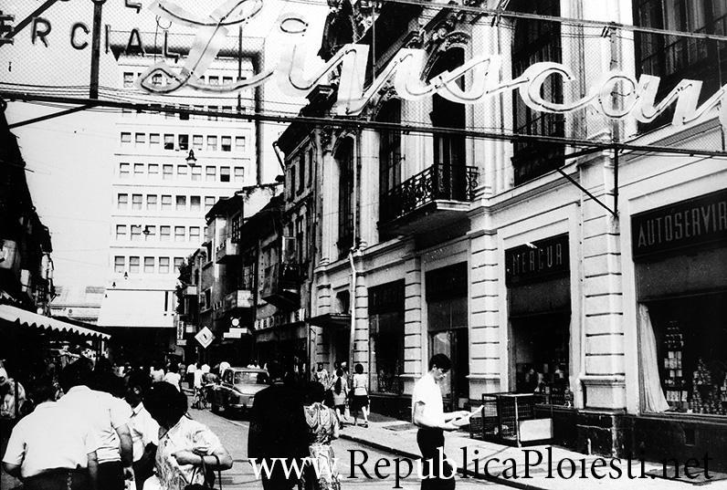 Strada Lipscani - 1978