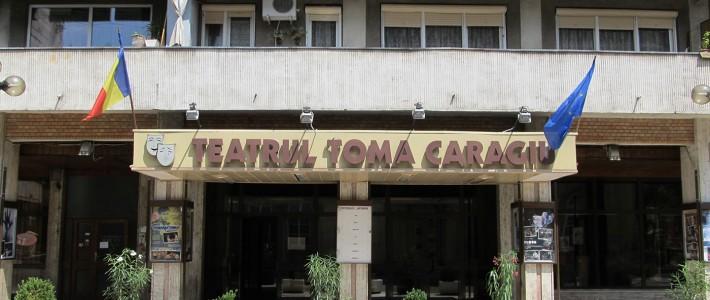 "De la Sala Odeon la Teatrul ""Toma Caragiu"""