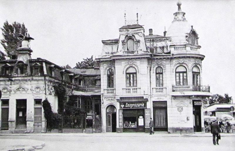 Casa cu lebada - Picadilli Picadily Picadilly - 1983 - foto Hoinarescu