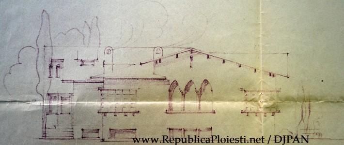 O casă ploieșteană a arhitectei Violeta Popescu-Cotești