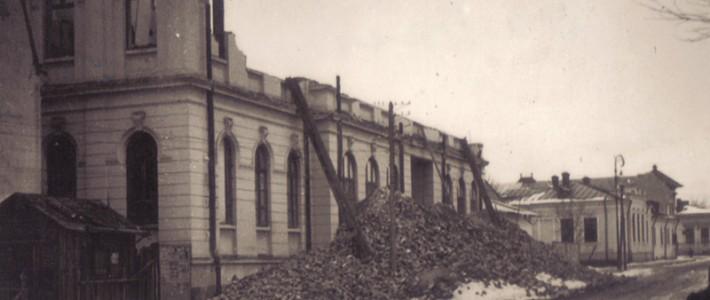 Cum a fost Ploieștiul afectat de cutremurul din 1940
