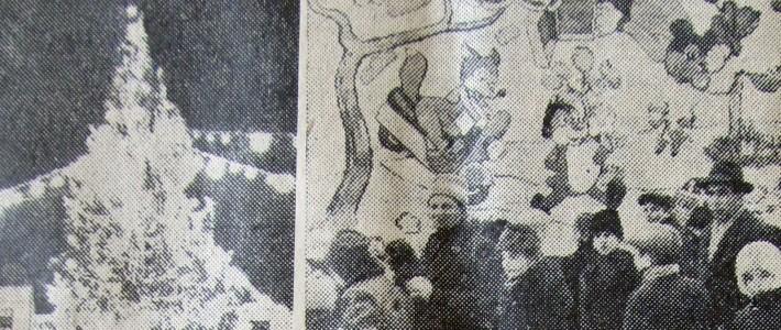 Cum s-a sărbătorit Crăciunul la Ploiești în ultimii 100 de ani