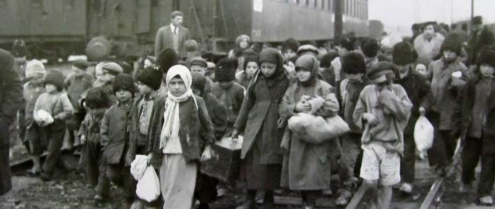 Sosirea unui grup de copii nevoiași la Ploiești