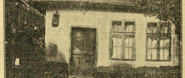 Crima din strada Cuza-Vodă
