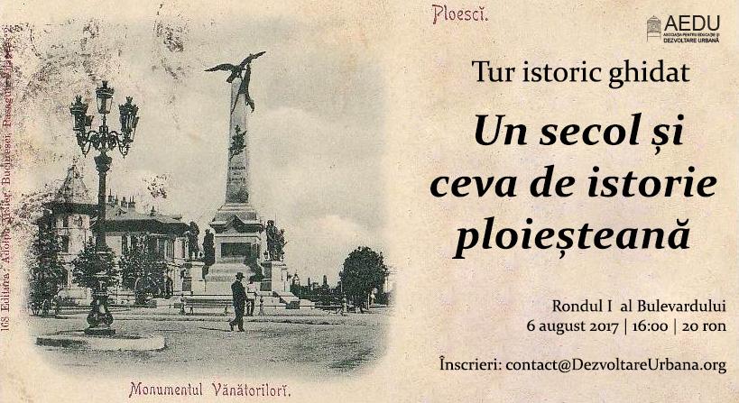 Monumentul Vanatorilor - anunt tur