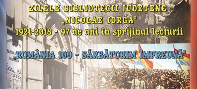 """AEDU la Zilele Bibliotecii """"Nicolae Iorga"""""""