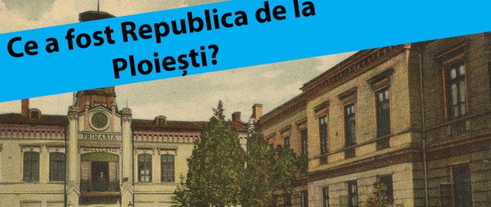 148 de ani de la Republica de la Ploiesti