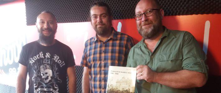 """Despre albumul """"Ploiești în Al Doilea Război Mondial"""" la Morning Glory (Radio Prahova)"""