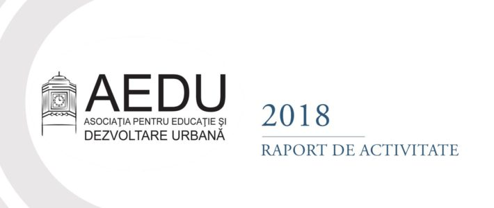 Raport de activitate – 2018
