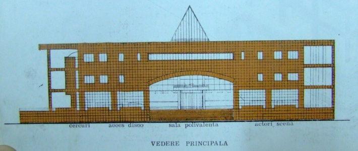 Ce ar fi trebuit construit în Parcul Mihai Viteazul