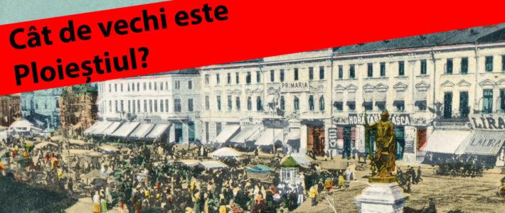 Cât de vechi este Ploieștiul | De cealaltă parte a biroului | REPUBLICA PLOIESTI