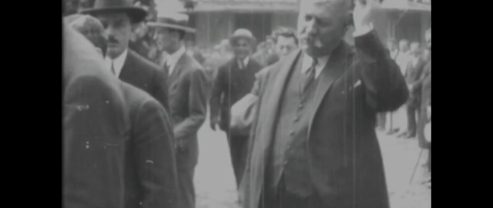 Filmări din Ploieștiul lui 1925