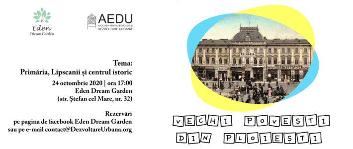 Vechi povești din Ploiești: Centrul istoric