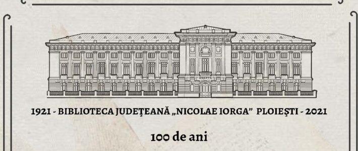 """AEDU la Centenarul Bibliotecii """"Nicolae Iorga"""" din Ploiești"""