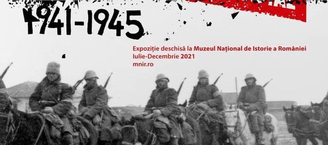 """AEDU participantă la expoziția MNIR """"România în Al Doilea Război Mondial. 1941-1945"""""""