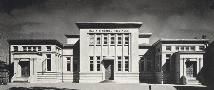 Moștenirea uitată a lui Mendel Predingher