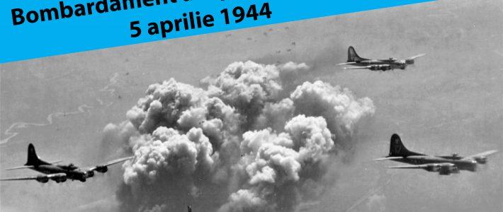 Bombardamentul din 5 aprilie 1944 asupra Ploieștiului