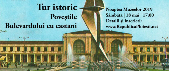 Tur istoric de Noaptea Muzeelor