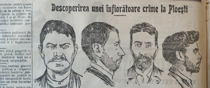 Înfiorătoarea crimă de la Ploiești din 1901