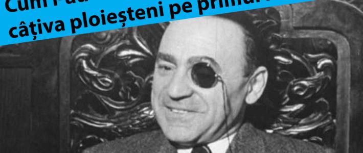 Cum l-au asasinat câțiva ploieșteni pe primul-ministru în 1939
